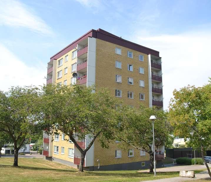 Lägenhet på Högagärdsgatan 30 i Borås