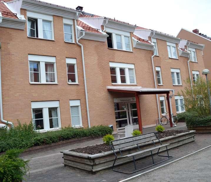 Lägenhet på Torstensonsgatan 32 i Borås