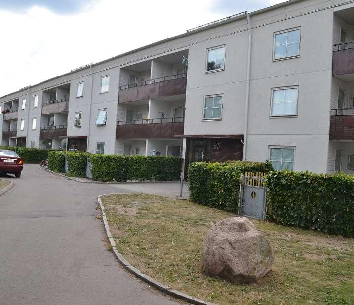 Lägenhet på Våglängdsgatan 71 i Borås