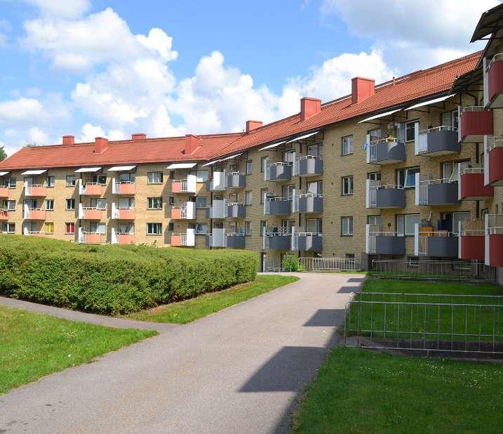 Lägenhet på Johannelundsgatan 25 i Borås