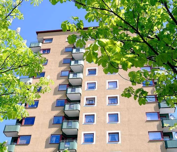 Lägenhet på Nolhagagatan 2 i Borås