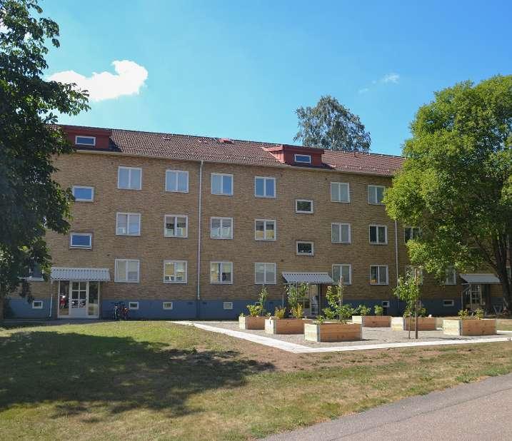 Lägenhet på Varbergsvägen 39C i Borås