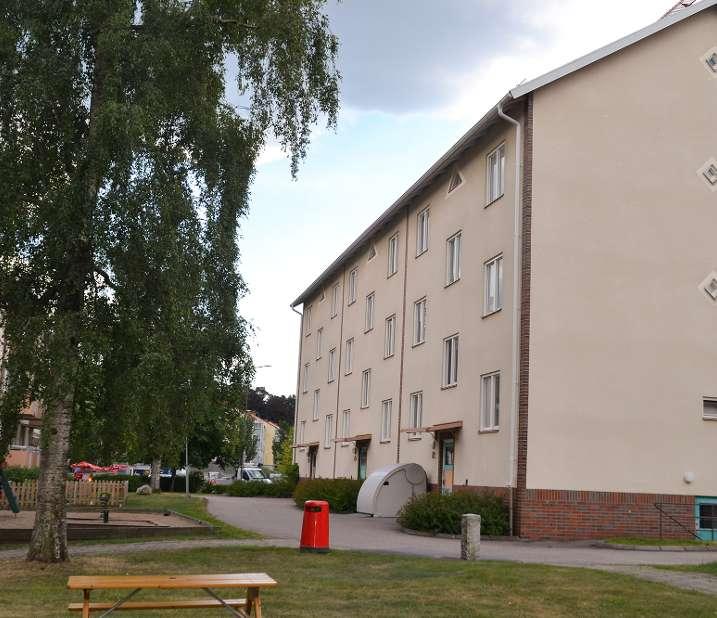 Lägenhet på Alingsåsvägen 40A i Borås