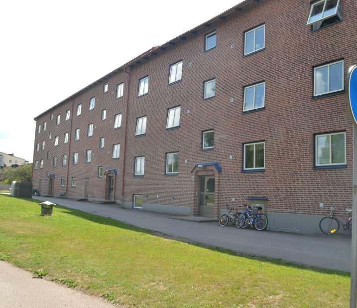 Lägenhet på Nolhagagatan 48 i Borås
